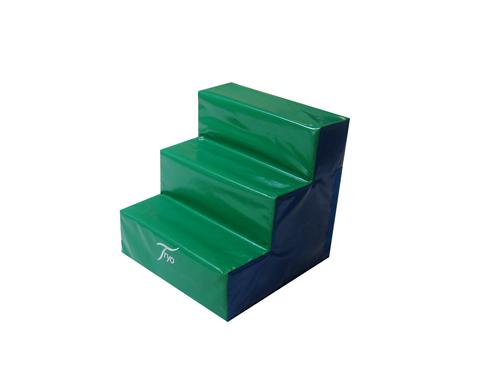 Module escalier 3 marches 60 x 60 x 60cm for Petit escalier 4 marches