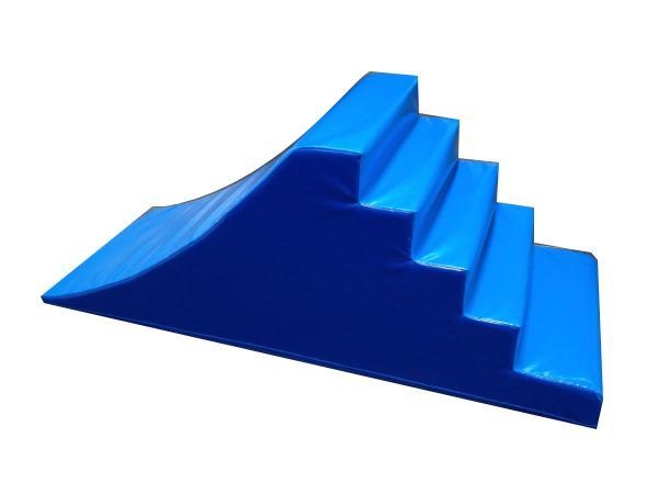 Module escalier toboggan 180 x 70 x 70 ref 50194 for Toboggan escalier