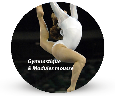 Gymnastique Module mousse